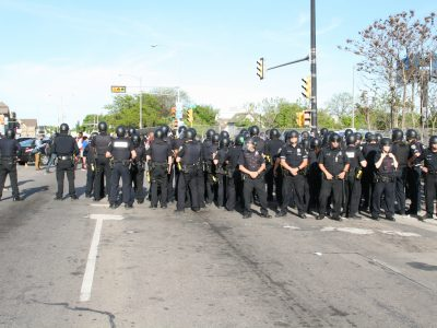 City Hall: Council Moves To Reject Federal COPS Grant