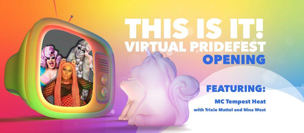 This is It! Virtual Pride