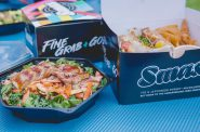 Smax, fine grab + go.. Photo from restaurant's Facebook page.