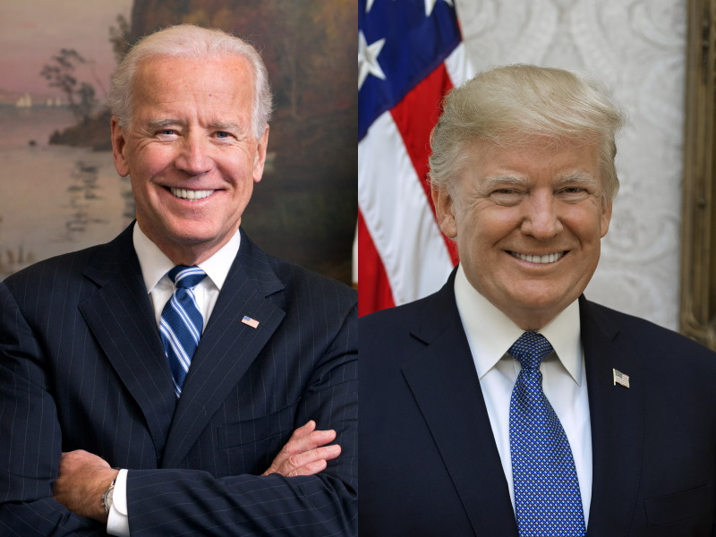 New Marquette Law School Poll finds Biden holding a steady lead over Trump in Wisconsin