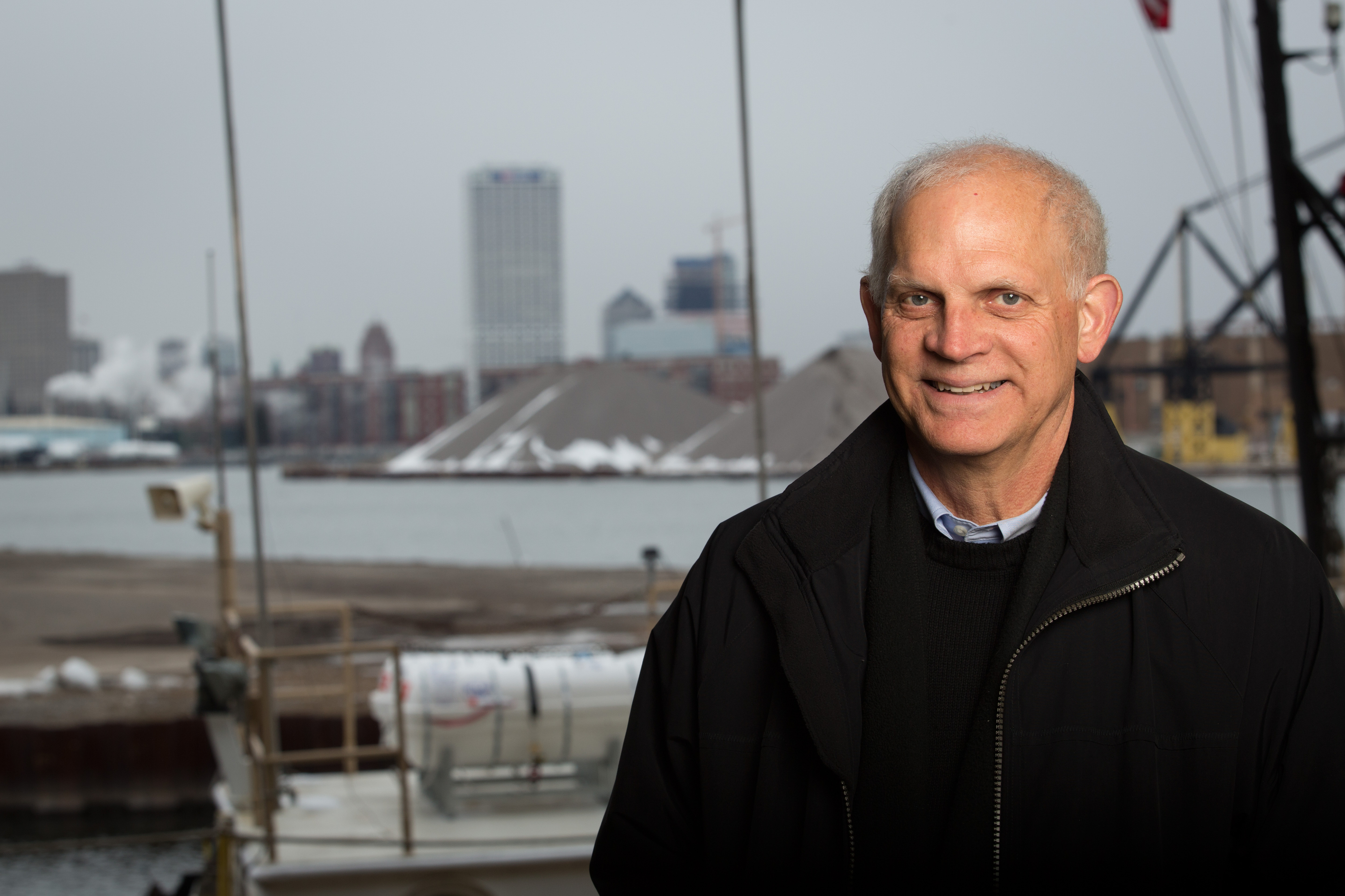 UWM Freshwater Sciences dean Val Klump named to Great Lakes Advisory Board