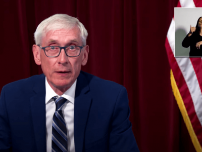 Evers Calls For Action to Dismantle 'Systemic Racism'