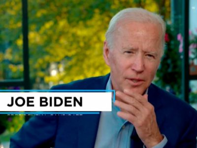 Time to Face Systemic Racism, Biden Says