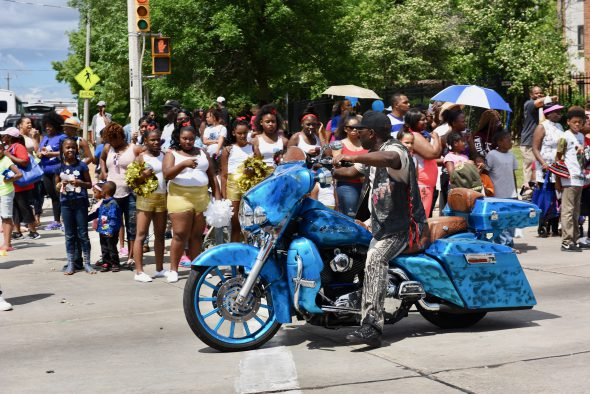 Milwaukee has celebrated Juneteenth Day since 1971. This year, the popular street festival sponsored by Northcott Neighborhood House has been canceled. But there are plenty of virtual and in-person events to mark the day. File photo by Sue Vliet/NNS.