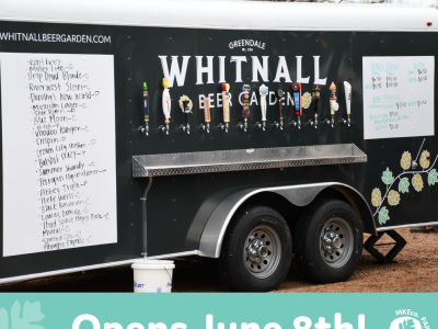 Milwaukee County Parks To Open Whitnall & Traveling Beer Gardens Starting Monday