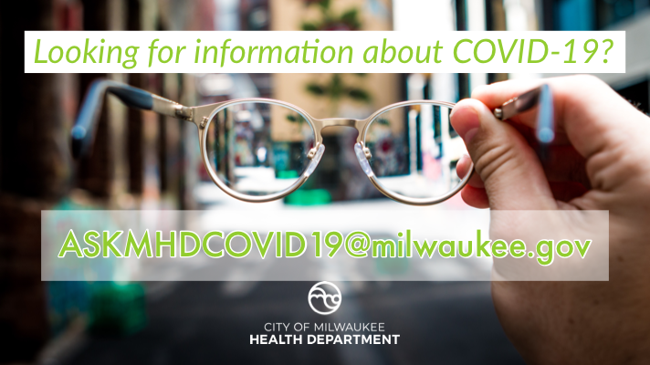 "Milwaukee Health Department Launches ""ASKMHD"""