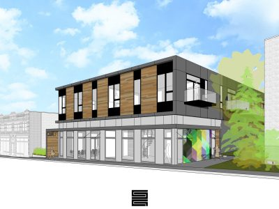 Eyes on Milwaukee: Renderings Released for New Bay View Building