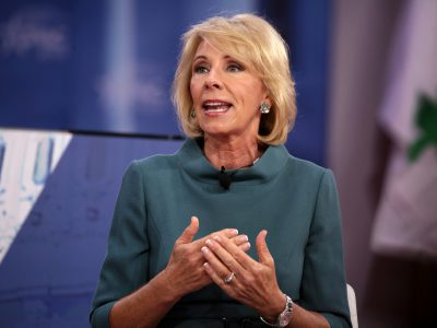 As DeVos Holds Closed Door Event with WI Federalist Society, WEAC President, Teachers Call Out Administration for Not Prioritizing Safe School Re-Opening Plan
