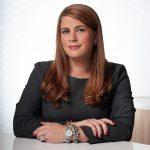 Erin Strohbehn. Photo courtesy of GRGB Law.