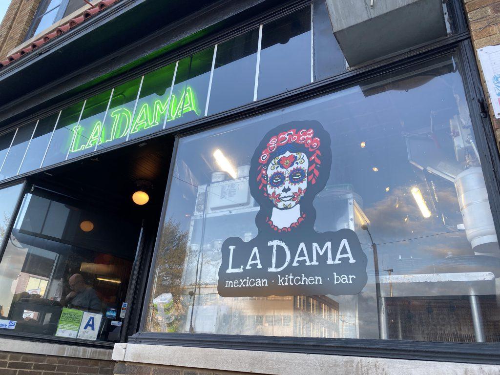 La Dama Mexican Kitchen and Bar. Photo taken May 7th, 2021 by Cari Taylor-Carlson.