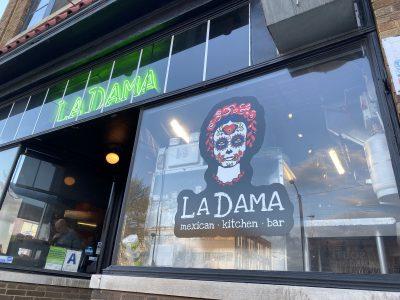 Dining: La Dama Is Some Kind of Wonderful