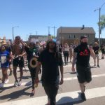 Peaceful March Leader Frank Nitty Arrested