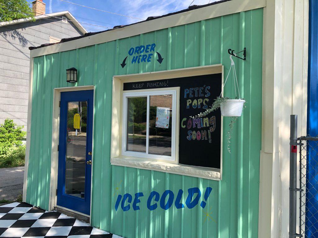 Pete's Pops, 916 E. Russell Ave. Photo by Jeramey Jannene.