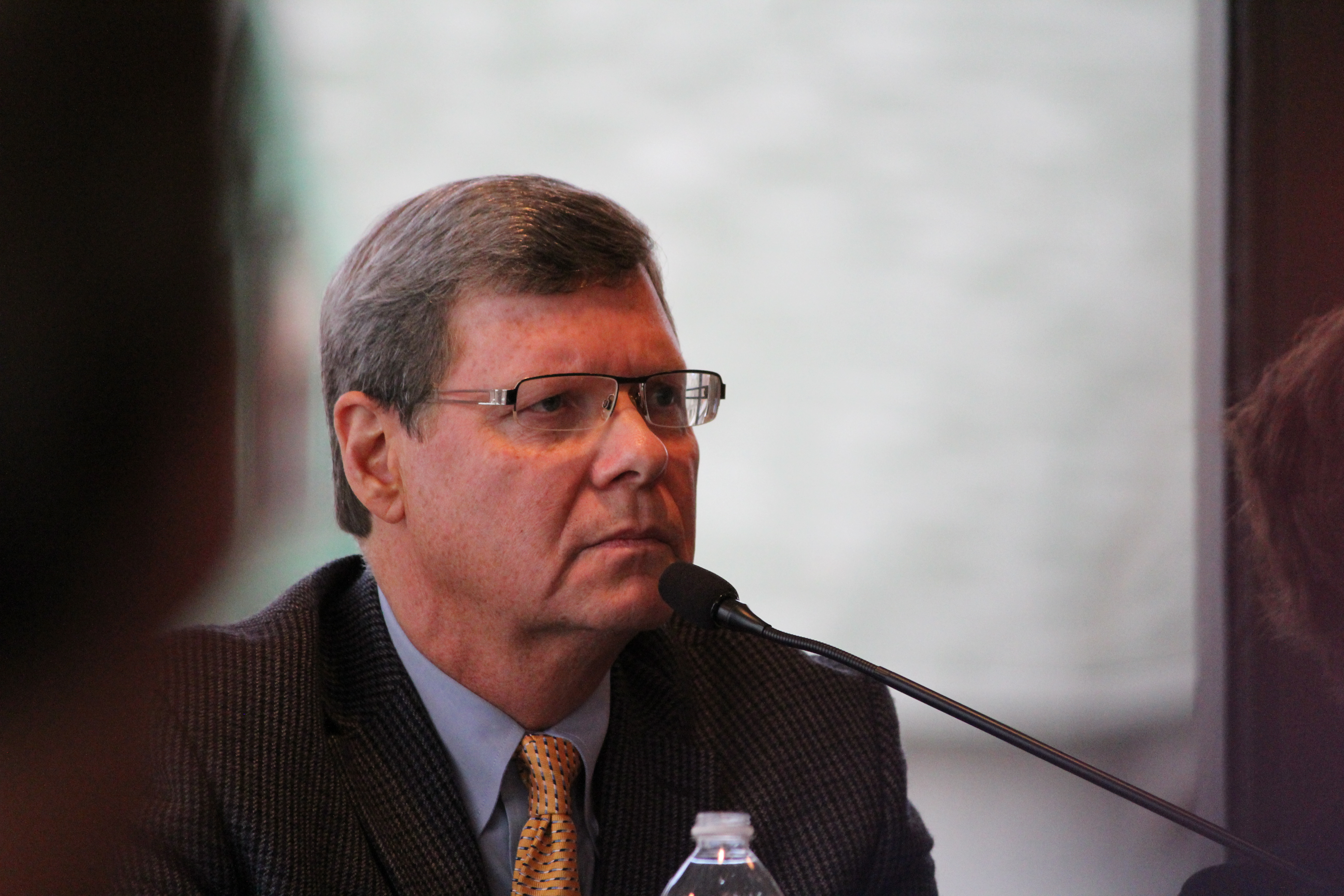 Charlie Sykes. Photo by Steven Potter.