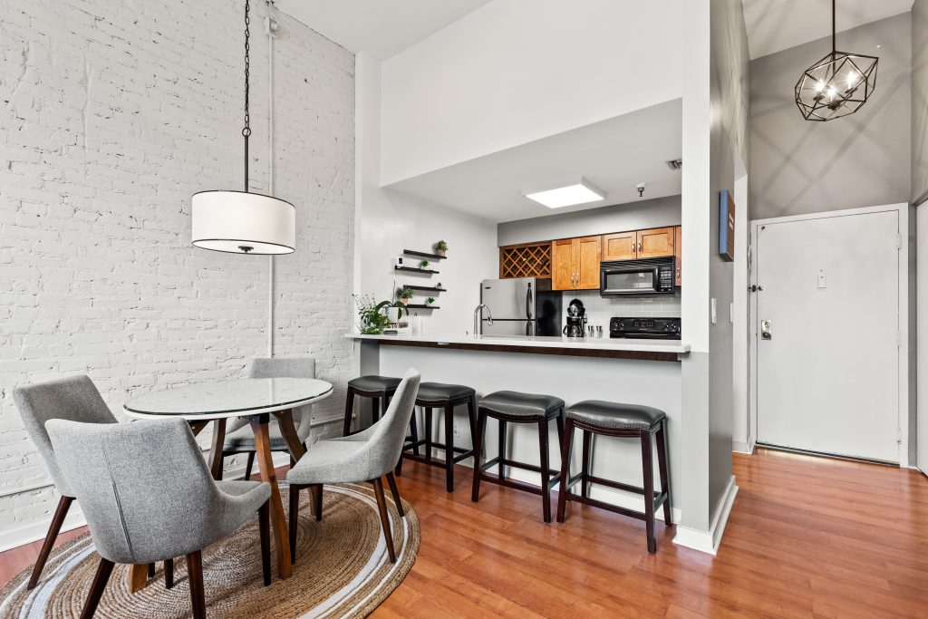 234 N. Broadway, #104. Photo courtesy of Corley Real Estate.