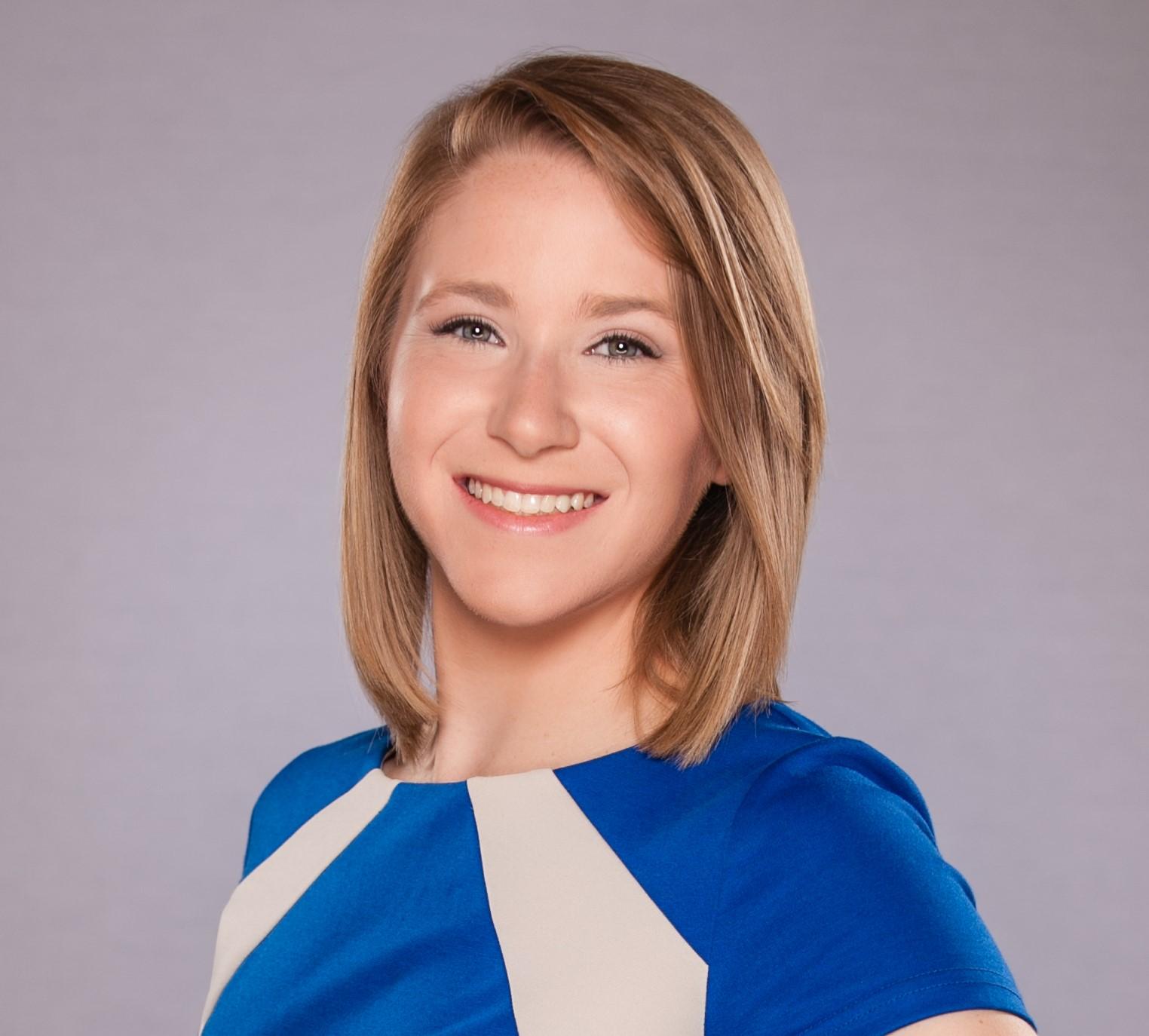 WISN 12 Welcomes Meteorologist Molly Bernard