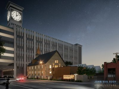 Plats and Parcels: Historic Church Will Become High Tech Office Space
