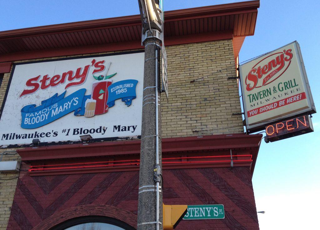 Steny's. Photo by Joey Grihalva.