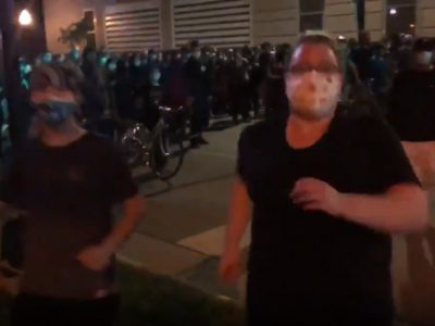 What Happened at Madison's Protests