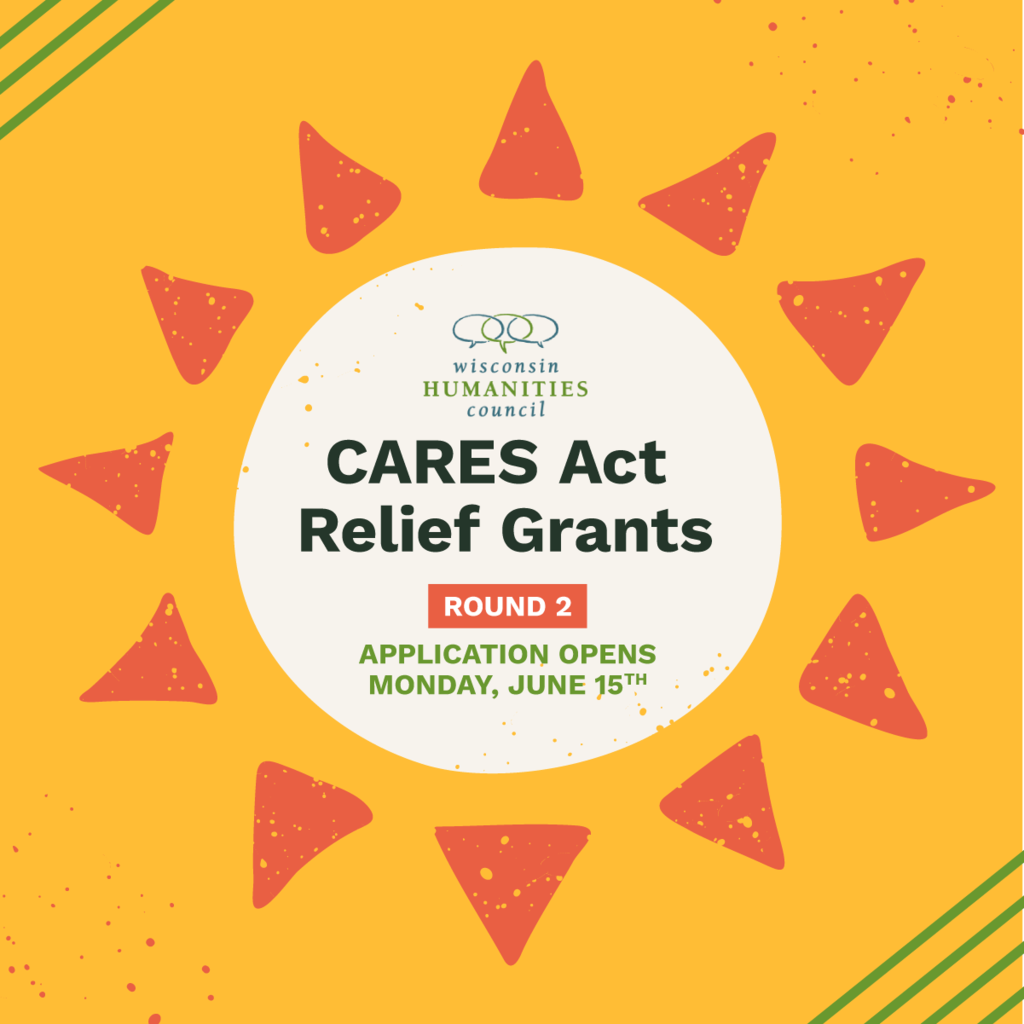 Over $300K in Emergency Relief awarded to 49 nonprofits by Wisconsin Humanities Council