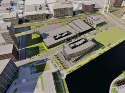Plats and Parcels: Rite Hite's New HQ Approved