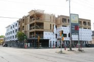 Villard Commons under construction at N. 37th St. and W. Villard Ave. Photo by Jeramey Jannene.