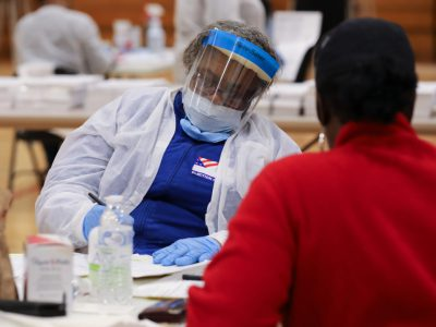 Pandemic Reduced Black Vote, Study Finds