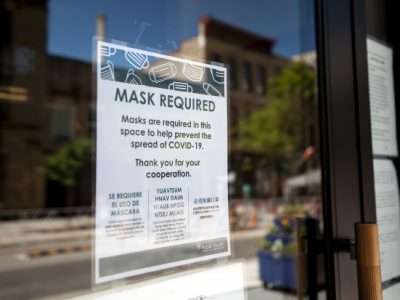 Green Bay Officials Get Death Threats for Mask Mandate
