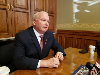 GOP Senators Plan Override of Mask Mandate