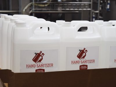 Central Standard Craft Distillery Helping Businesses Coast-To-Coast and Locally Reopen via Milwaukee Manufacturer's Pivot to Hand-Sanitizer Production