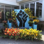 Florists For Social Justice at Sherman Phoenix