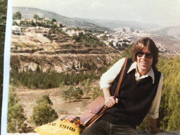 Yaakov Sullivan. Photo courtesy of Rose Balistreri.