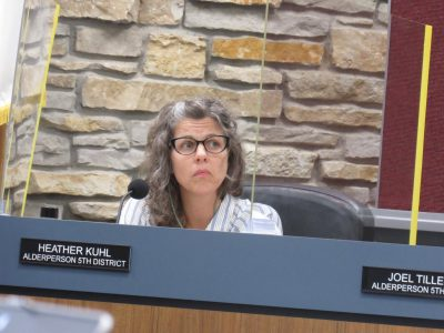 Tosa Alderwoman Calls for Firing Officer
