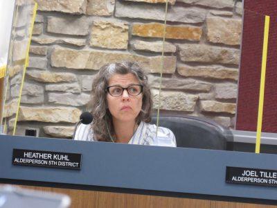Tosa Alderwoman Calls for Firing Officer