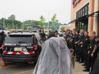 Activists Ratchet Up Pressure on Tosa PD