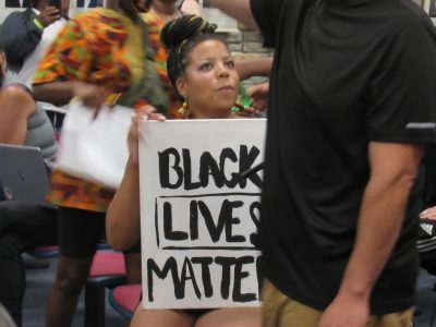Tosa PD Protesters Issue List of Demands