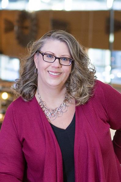 Jennifer Buchholz. Photo courtesy of Excel & Flourish.