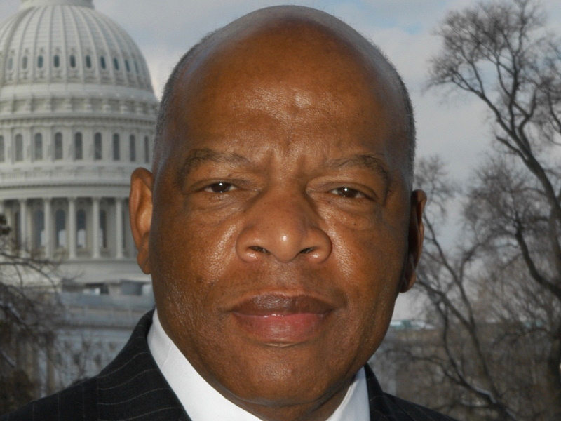 In remembrance of John Lewis