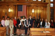 City of Milwaukee Youth Council. Photo by City of Milwaukee