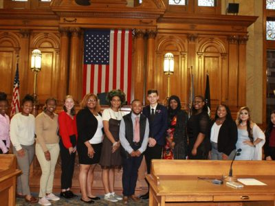 Milwaukee Youth Council Takes Action