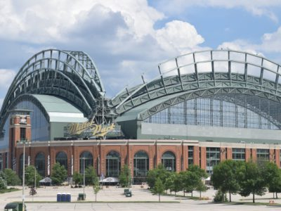 Not Many Workers Needed at Miller Park