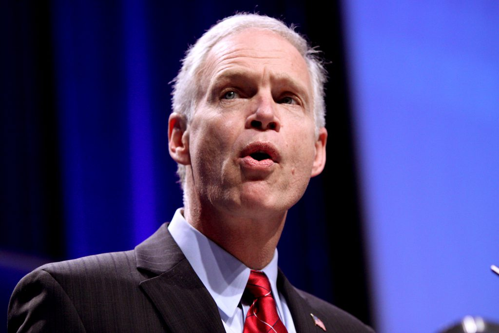 Ron Johnson Pushes Conspiracies Ahead of Possible Third Term