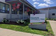 Rocketship Southside Community Prep, 3003 W. Cleveland Ave. Photo by Carl Baehr.