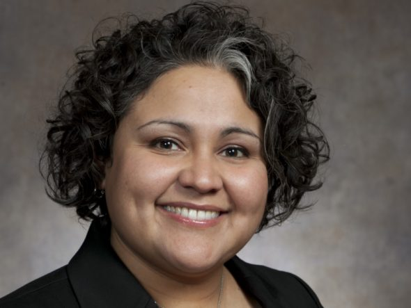 Ald. JoCasta Zamarripa. Photo from State of Wisconsin.