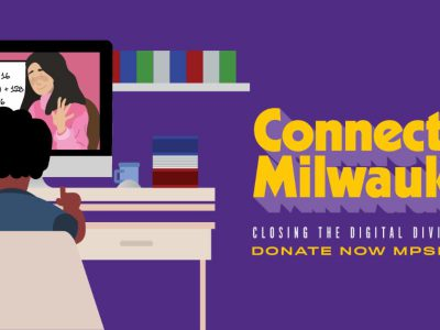 $200,000 Matching Gift Challenge for #ConnectMilwaukee Issued by Burke Foundation and Zilber Family Foundation