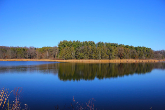Lakes Pentenwell, Castlerock and Wisconsin all received site-specific approval for phosphorus reduction. / Photo credit: Wisconsin DNR.