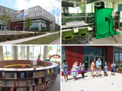 Eyes on Milwaukee: Inside the New Good Hope Library