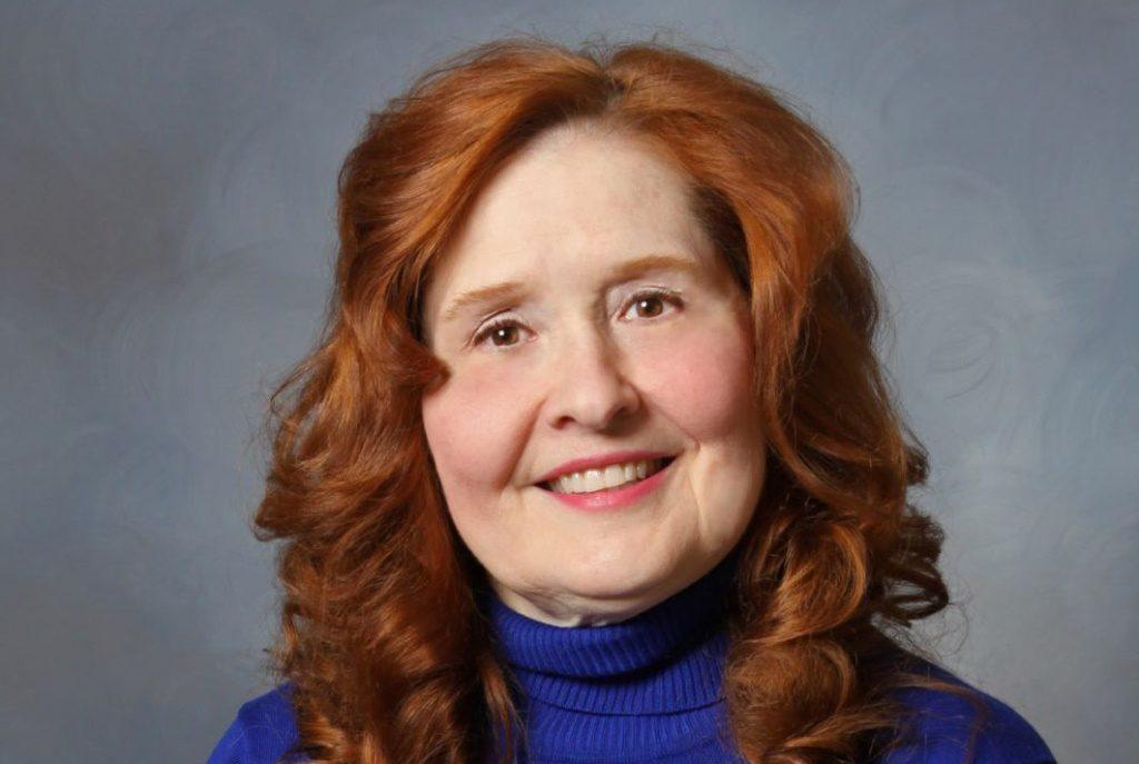 Mary Minson. Photo courtesy of Marquette University.