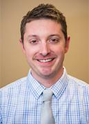 Matthew Hearing. Photo courtesy of Marquette University.