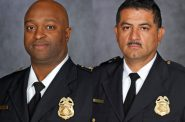 Michael Brunson and Alfonso Morales. Photos from the City of Milwaukee.